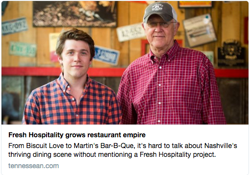 Fresh Hospitality grows restaurant empire