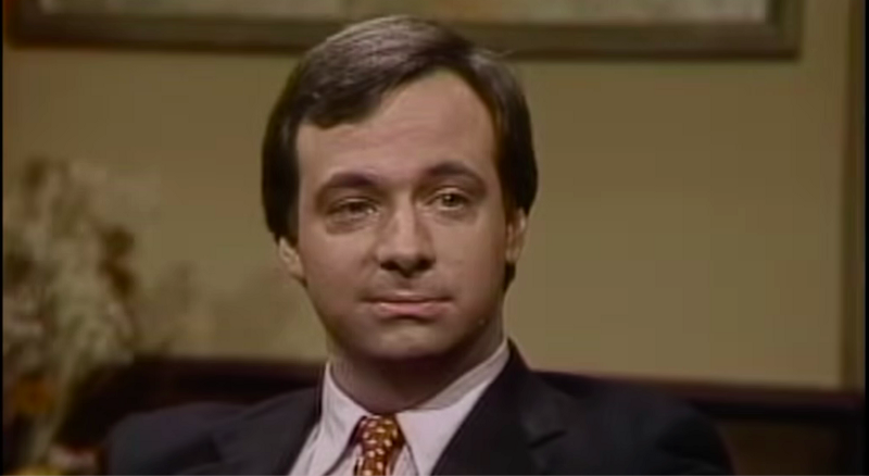 Ray in the early 1980s