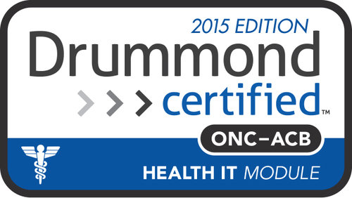 2015 Certified EHR Technology — Afoundria