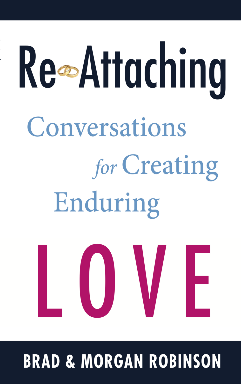 Order Your Copy Today! - Do you feel lost in your relationship? Maybe communication has suffered and you don't feel close emotionally or physically to your spouse? Do you feel that you cannot trust your partner? Has there been infidelity?If you feel that your relationship won't last or won't be happy for the long-haul if you leave things as they are, read this book. You will find that re-attaching to your spouse and rebuilding the bond that's suffered is very possible with the right help. Take this first step and we'll help you decide what to do next.Brad Robinson, LMFT is an international expert in affair recovery. He and his wife along with their team of therapists work with couples to completely heal after relationship wounds have wrecked their relationship.