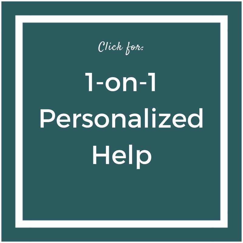 Get 1-on-1 Personalized Attention