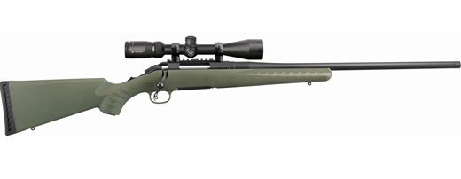 Ruger American Predator 6.5 Creedmore w/ Vortex Crossfire II 4-12x44 Scope Valued at $700  Gallatin Valley Firearms