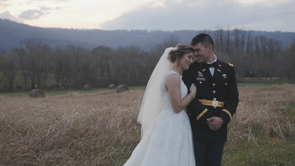 Virginia Wedding Videographer