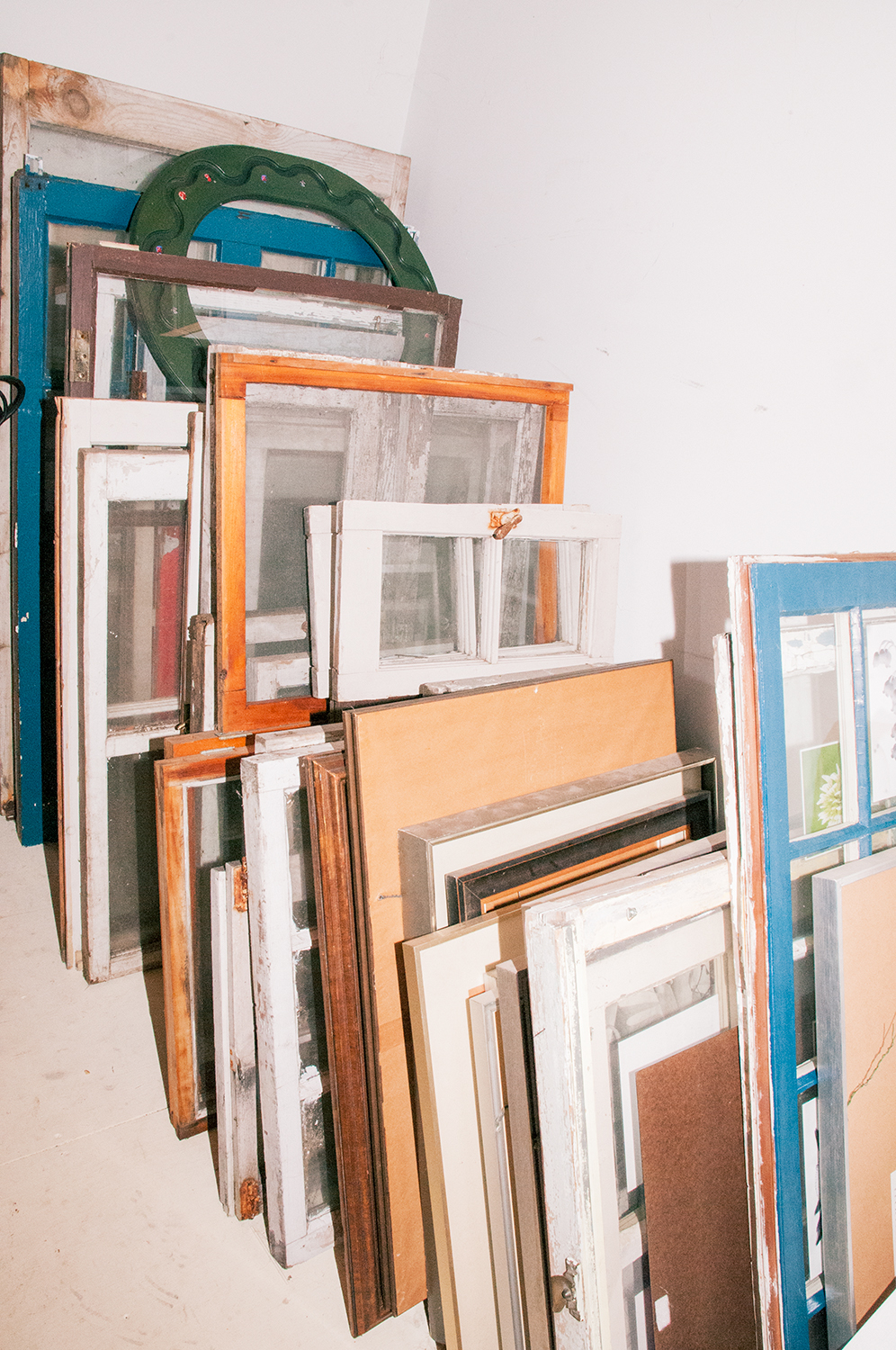 Old Windows & Frames