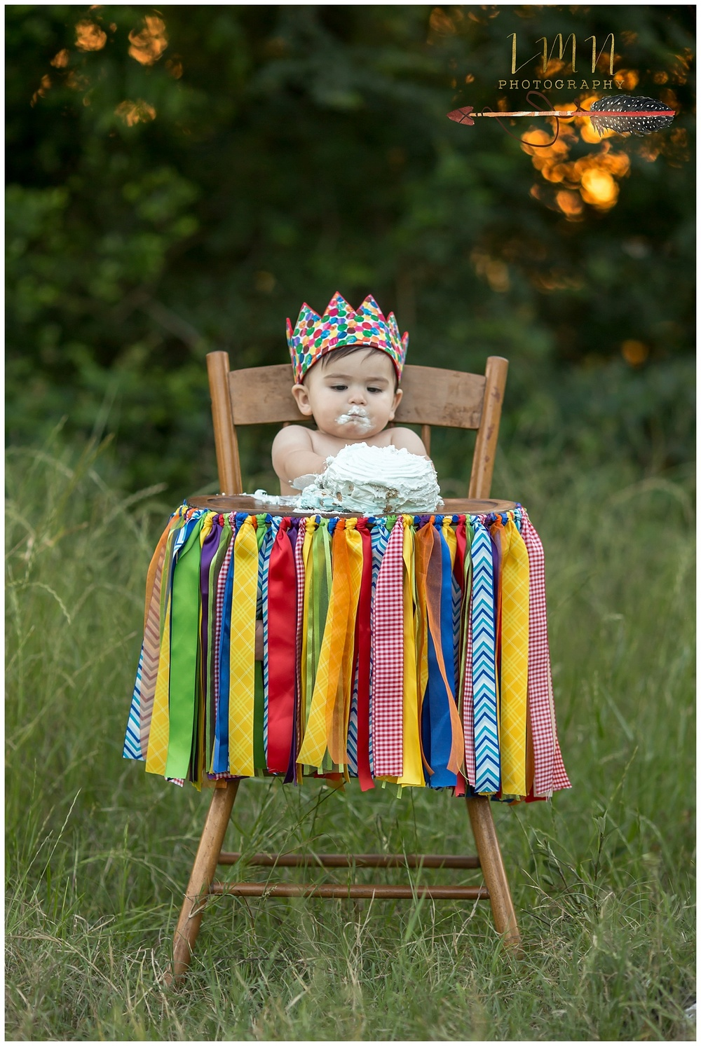 Katy Texas 1st Birthday Photographer 77449