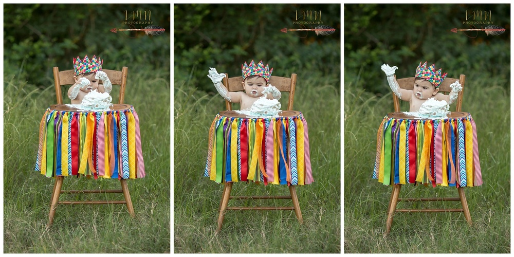 Katy Texas 1st Birthday Photographer 77491