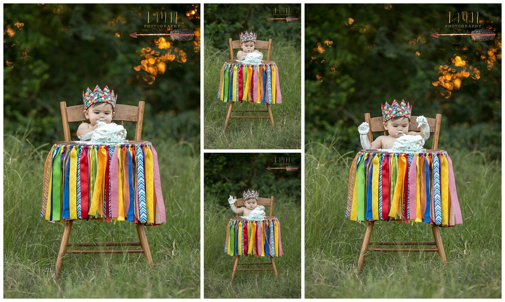 Katy Texas 1st Birthday Photographer 77492