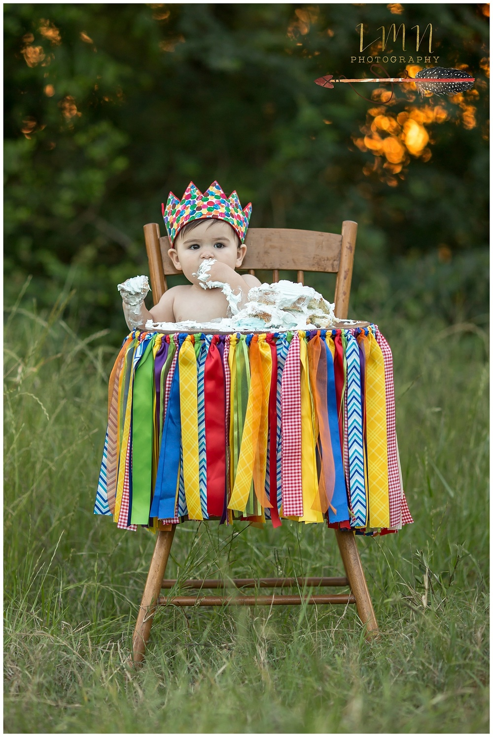 Katy Texas 1st Birthday Photographer 77493