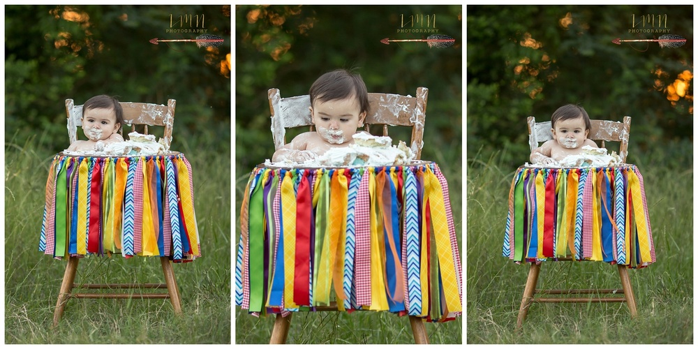 Katy TX 1st Birthday Photographer 77494