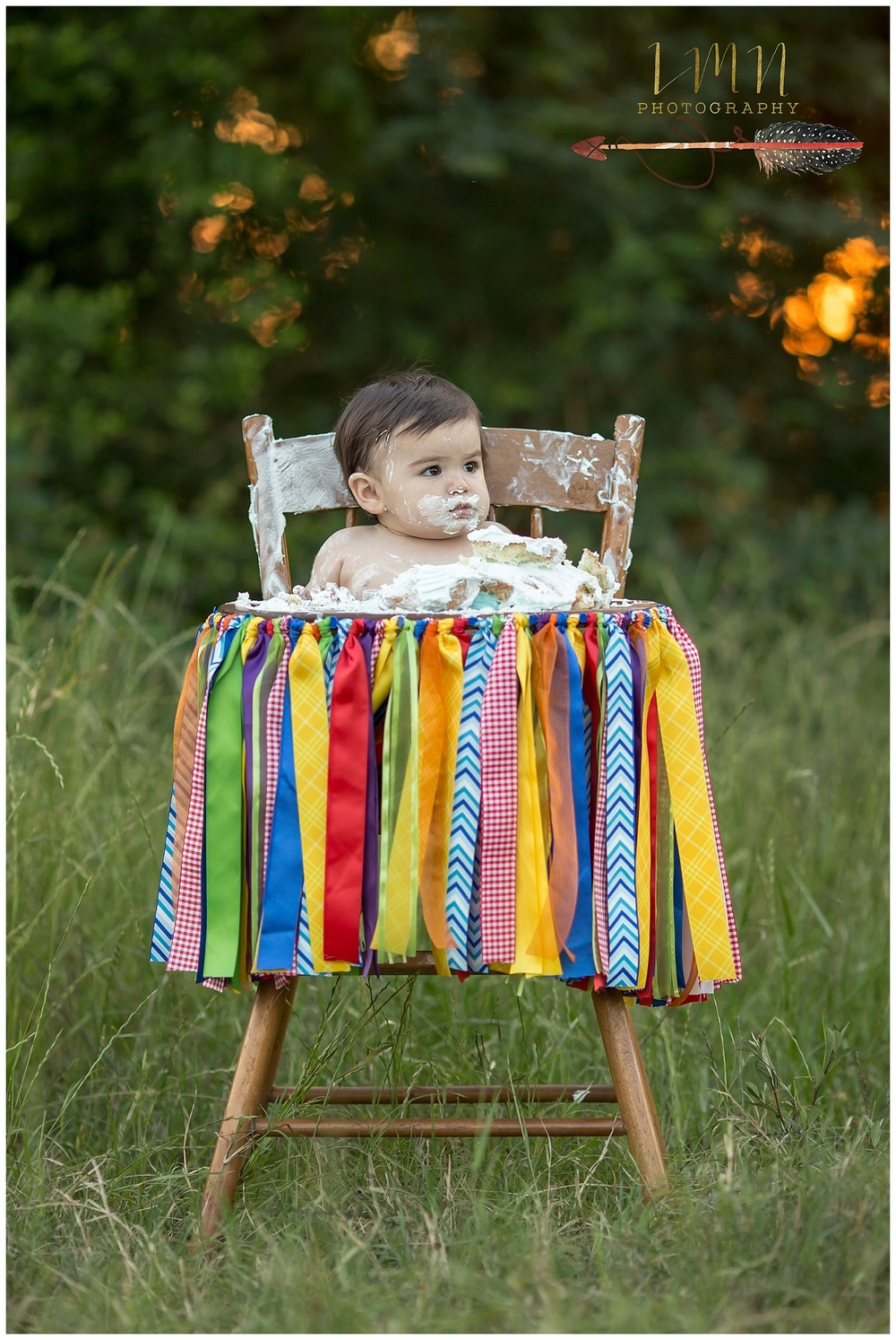 Katy TX 1st Birthday Photographer 77493
