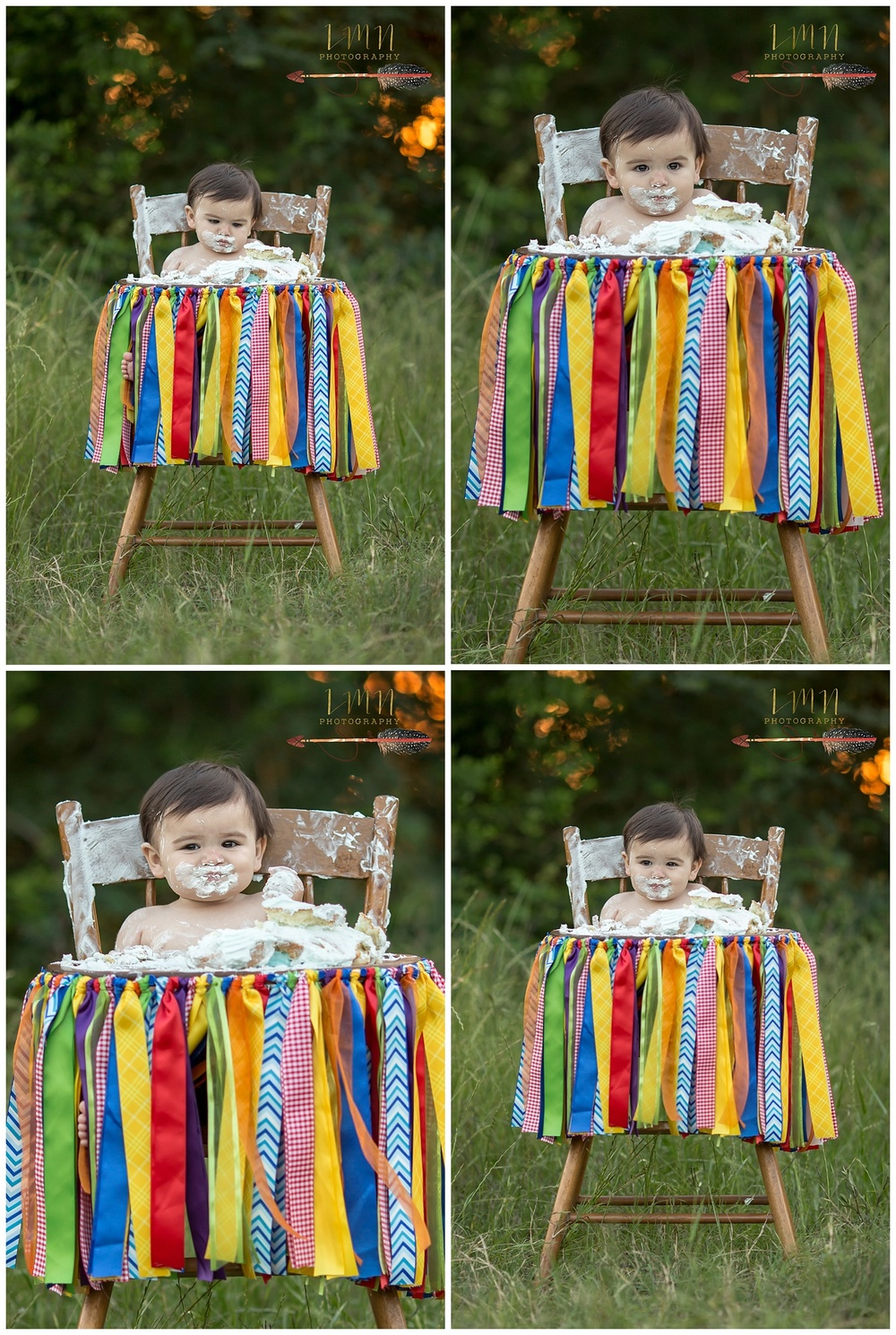 Katy TX 1st Birthday Photographer 77492