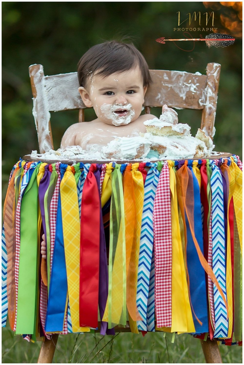 Katy TX 1st Birthday Photographer 77491
