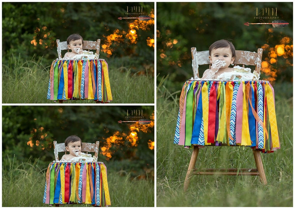 Katy TX 1st Birthday Photographer 77450
