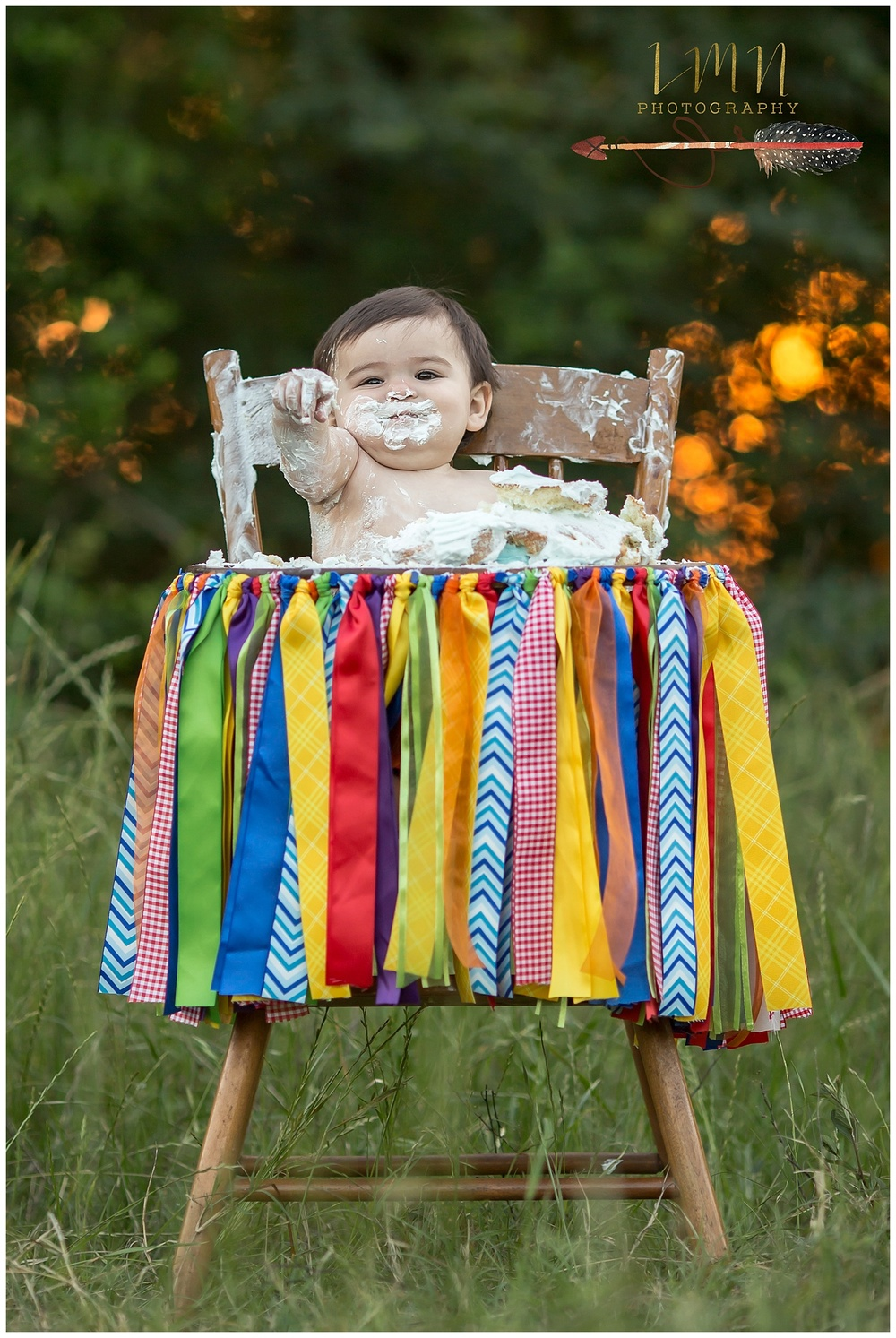 Katy TX 1st Birthday Photographer 77449