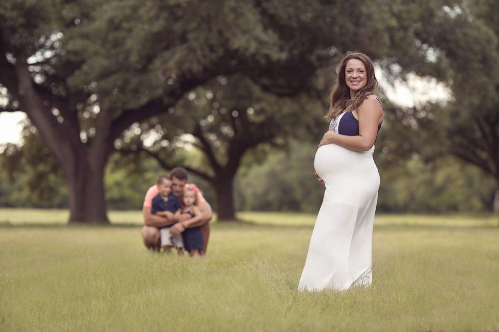 Cypress TX Maternity Photographer
