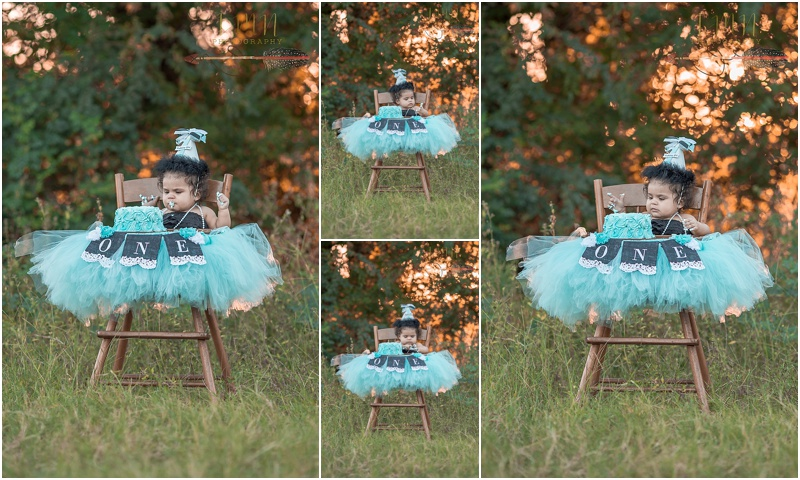 Cypress TX Cake Smash Photography 77433 77429