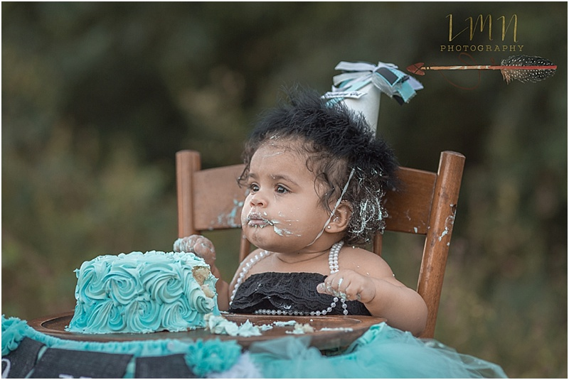 Cypress TX Cake Smash Photography 77429