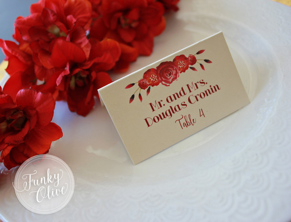 RED PAINTED FLORAL PLACE CARD.jpg