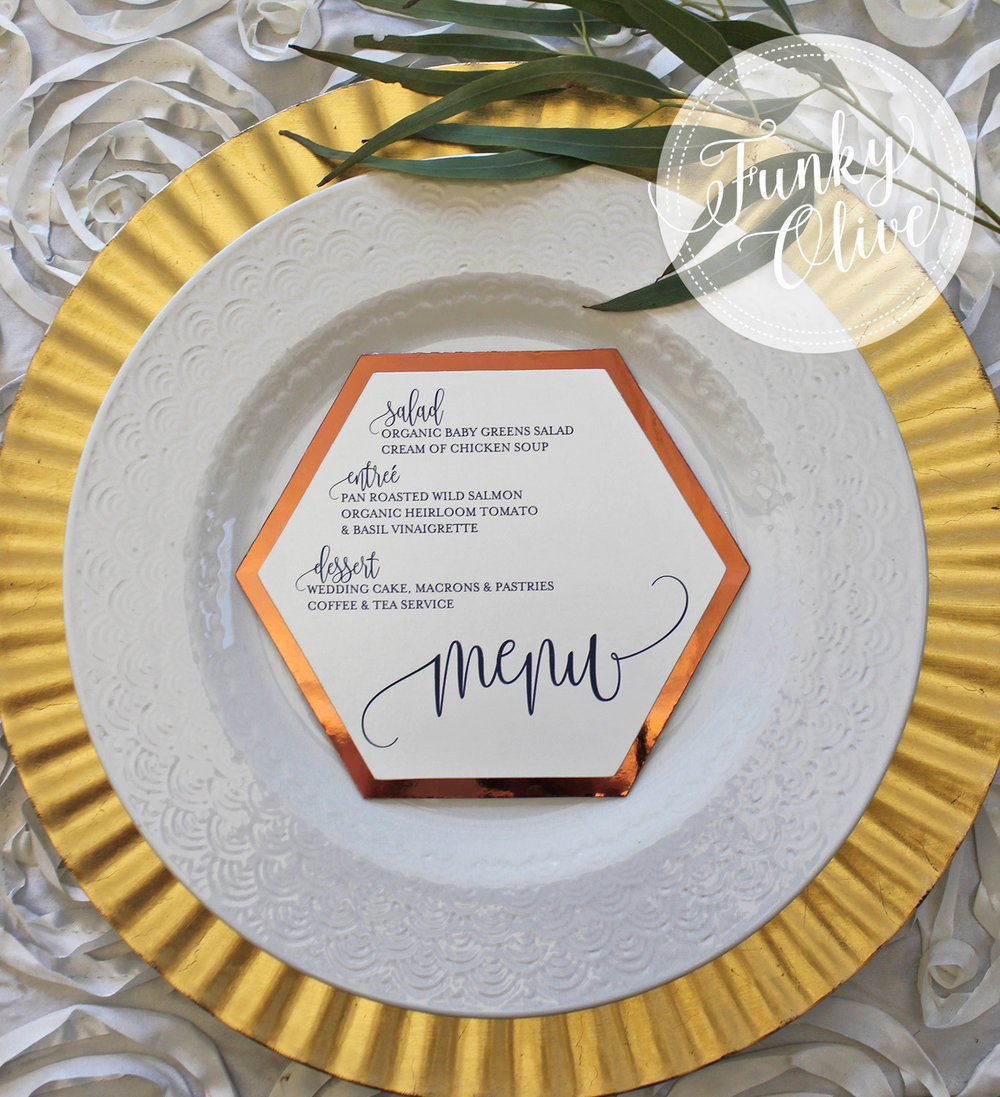 COPPER & NAVY HEXAGON MENU 2.jpg
