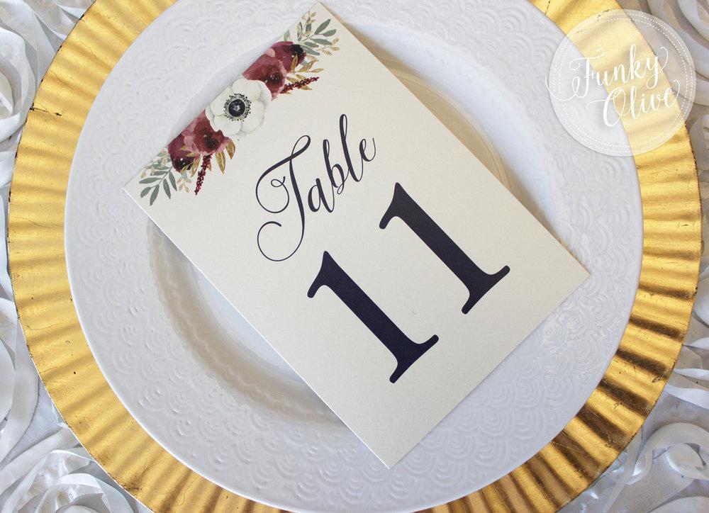 BURGUNDY FLORAL TABLE NUMBER.jpg