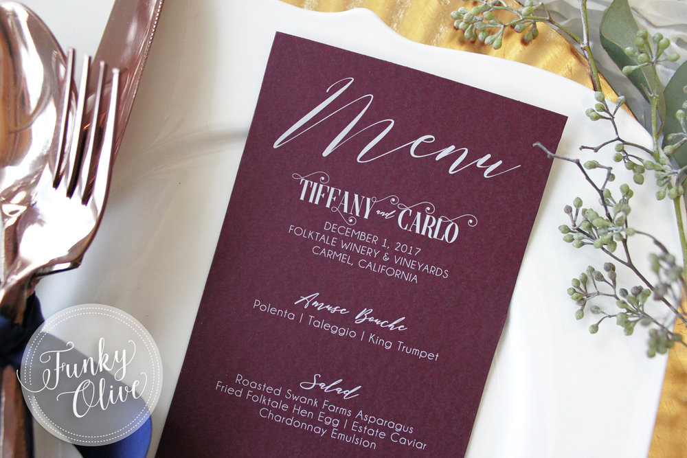 WHITE INK BURGUNDY MENU CLOSE UP.jpg