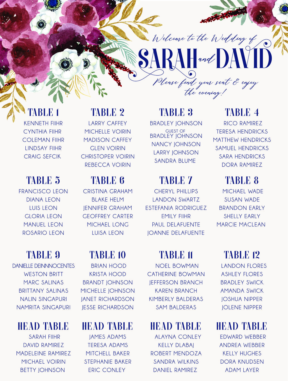 SEATING CHART MARSALA FLOWERS.jpg
