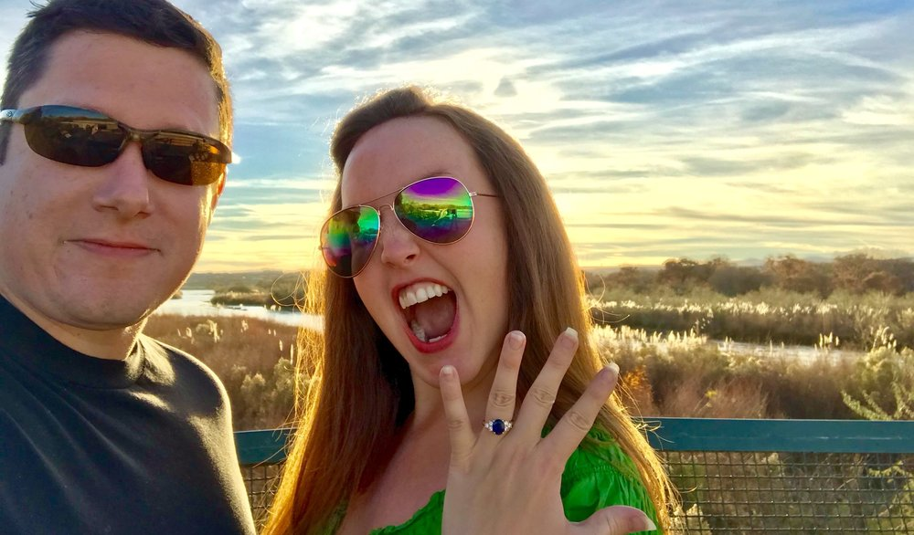 Thanksgiving 2017 Engagment!