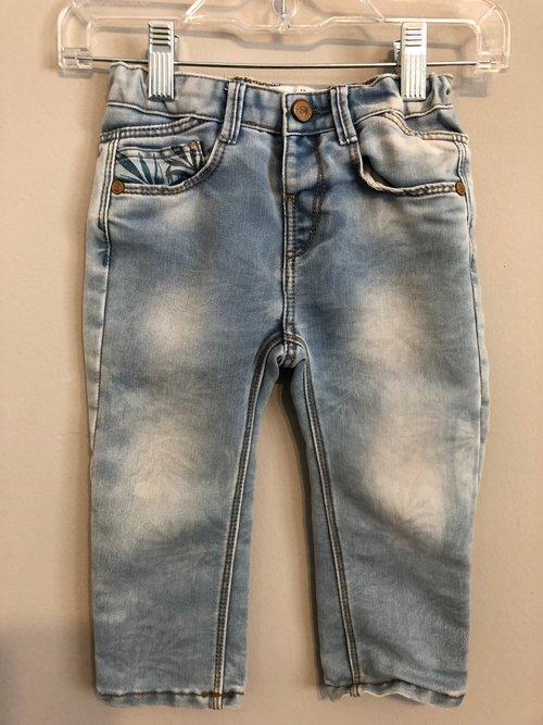 Zara Baby Boy Jeans Size 12 Months — Threads Boutique a79023fe8b2