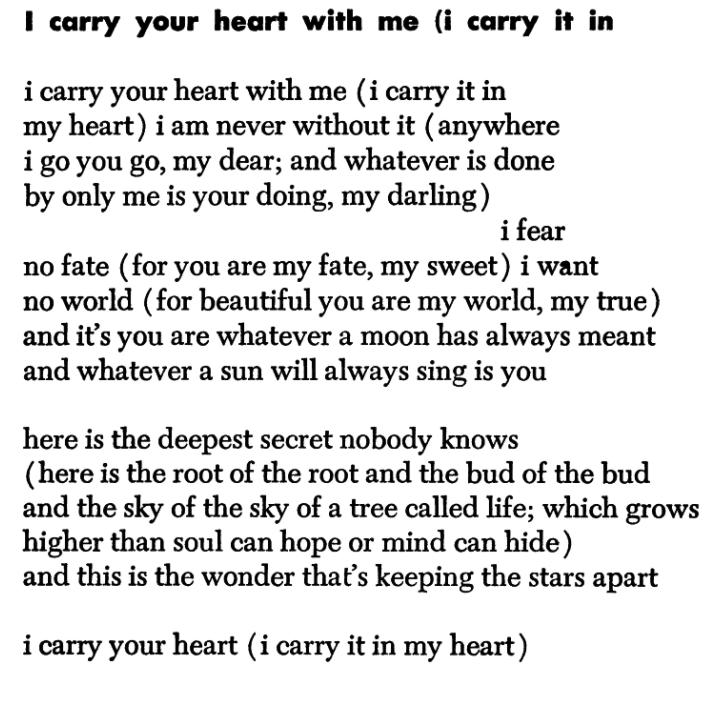 Source:  Poetry  (June 1952)