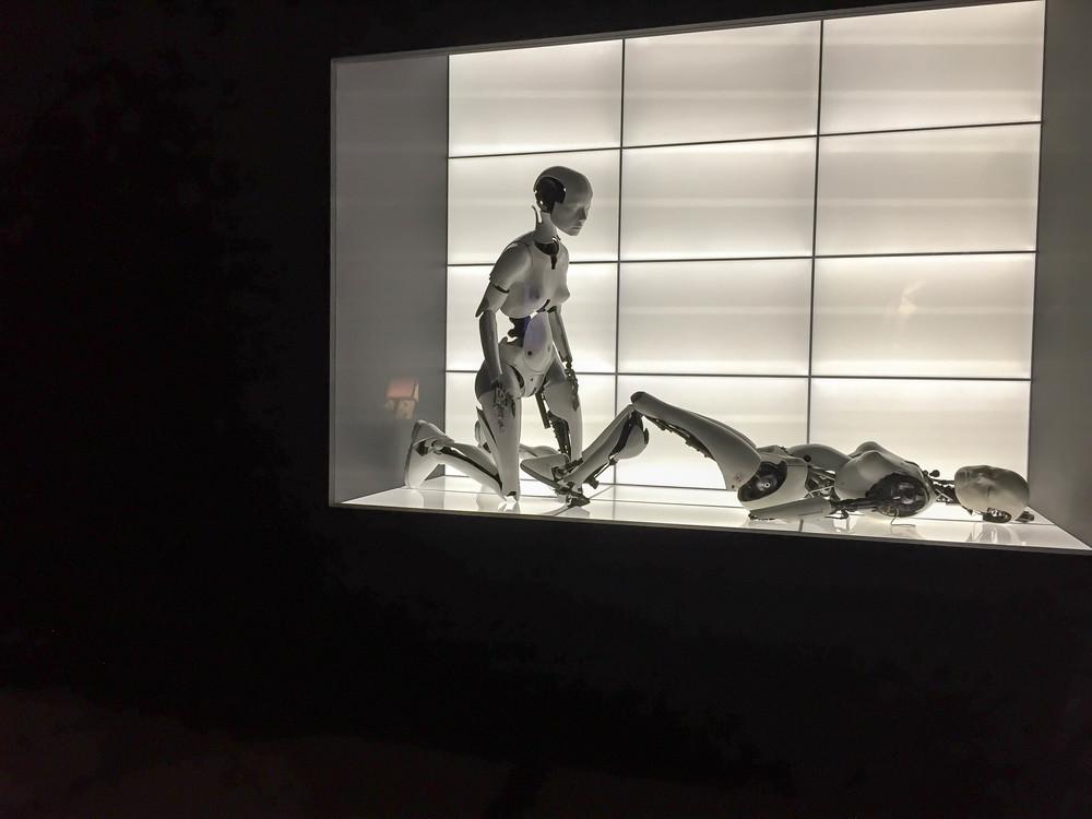 Björk, MoMa, Midtown, Manhattan, New York City, New York, USA | www.DoLessGetMoreDone.com |