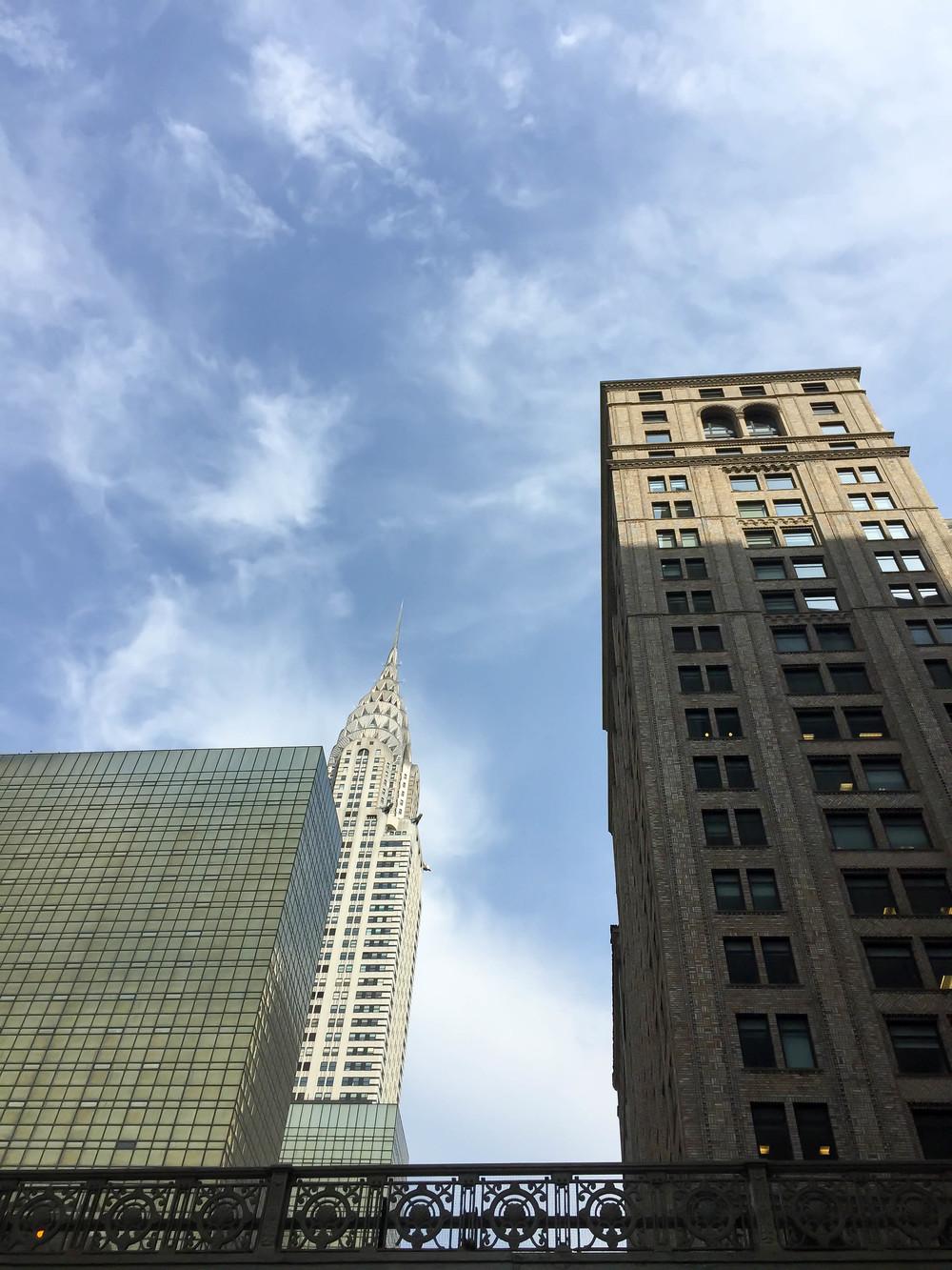 Crysler Building, Midtown, Manhattan, New York City, New York, USA | www.DoLessGetMoreDone.com |