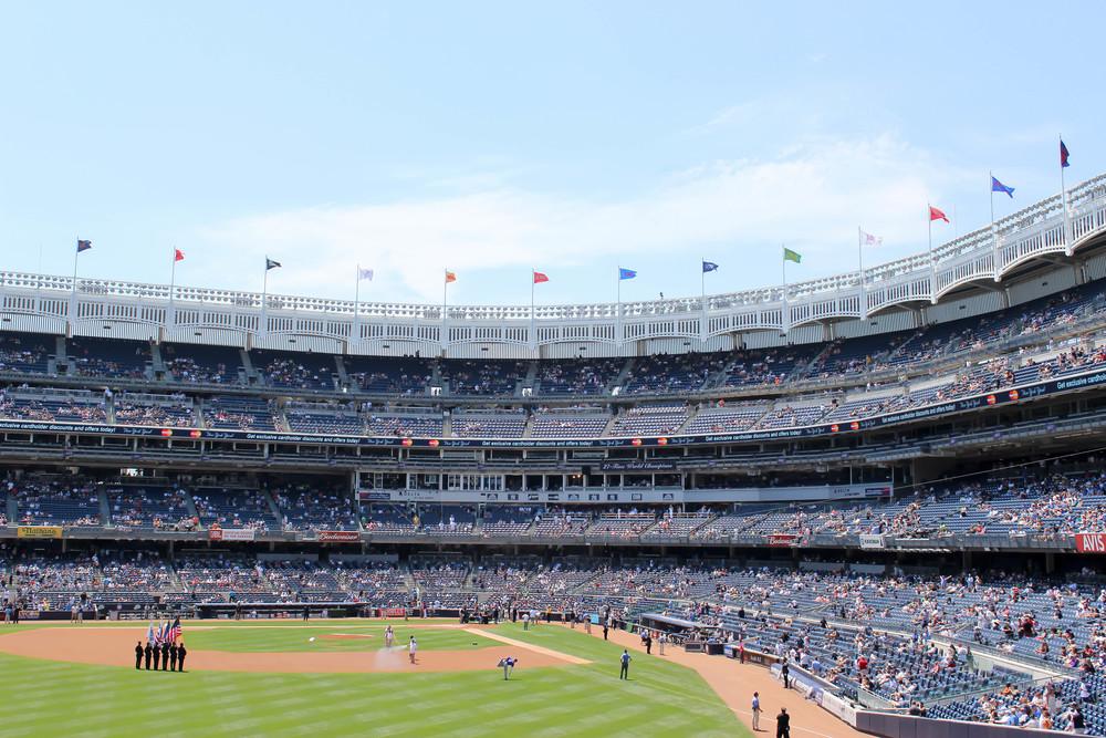 Yankee Stadium, Bronx, New York City, New York, USA | www.DoLessGetMoreDone.com |