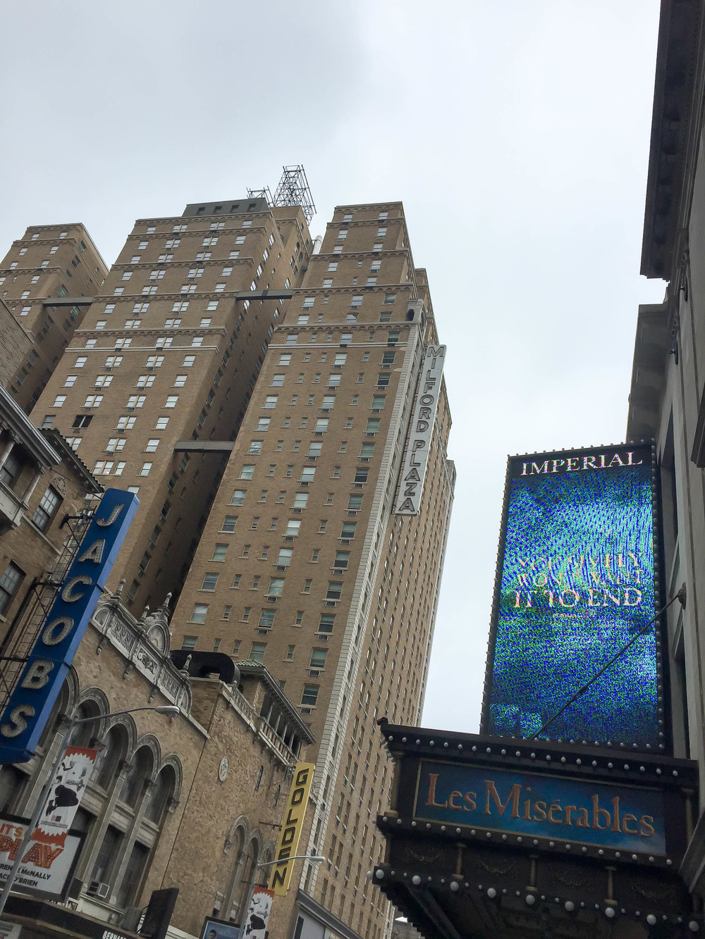 Broadway, Midtown, Manhattan, New York City, New York, USA | www.DoLessGetMoreDone.com |