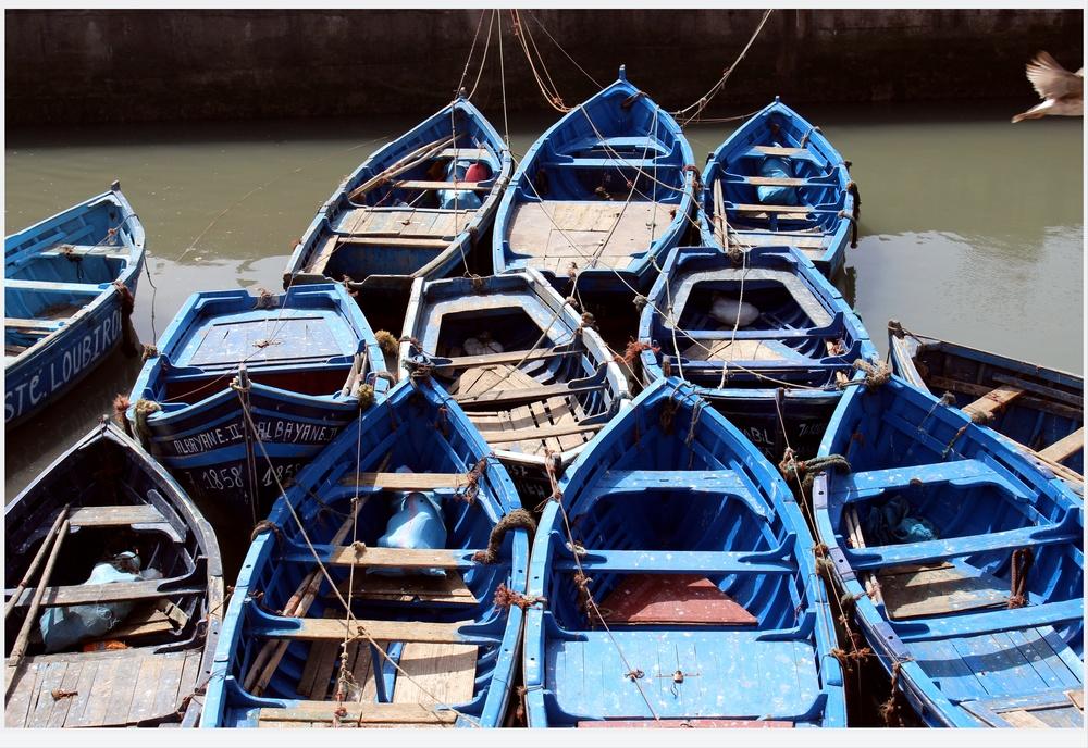 Essaouira, Morocco, Africa | www.DoLessGetMoreDone.com |
