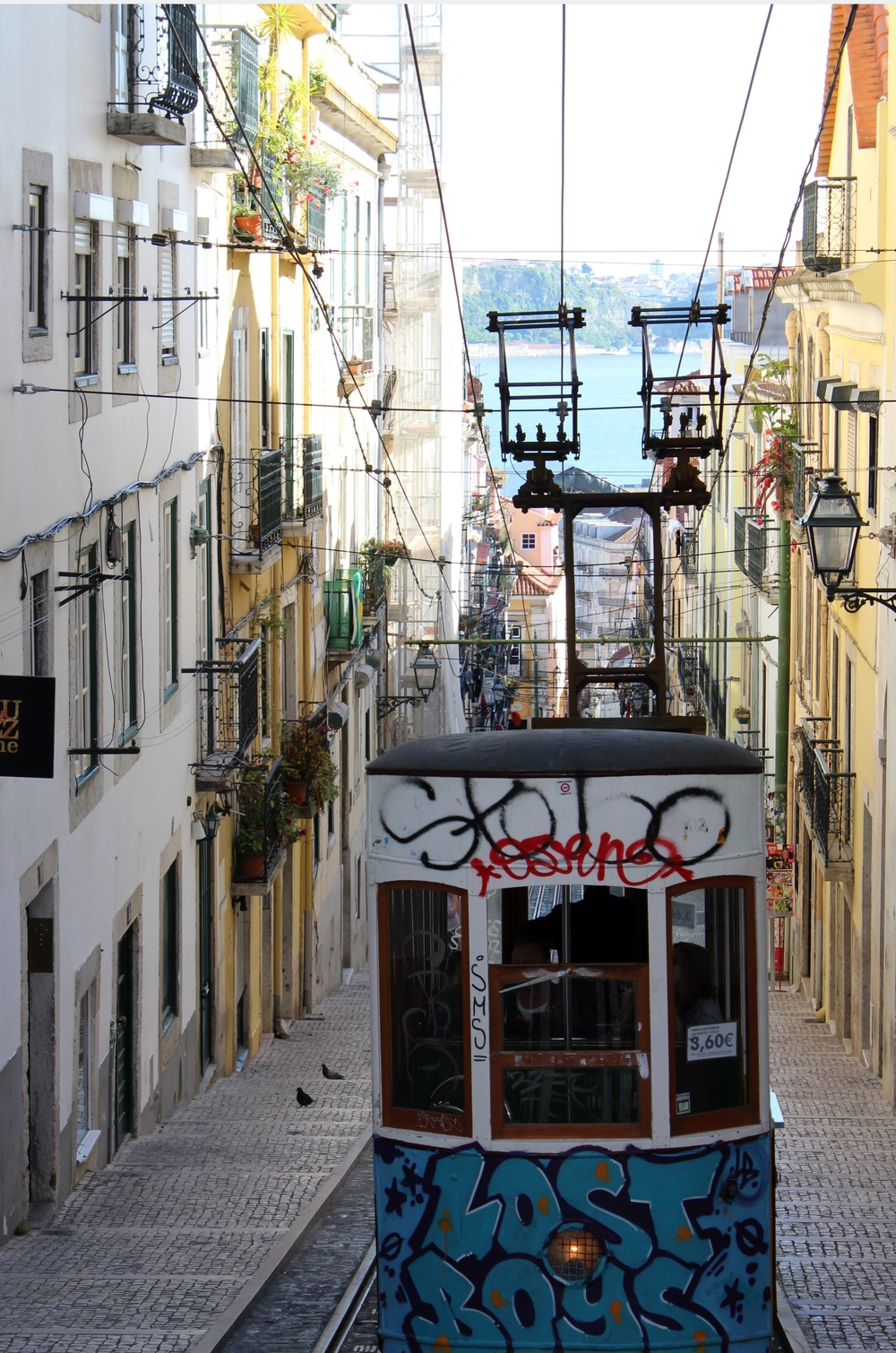 Bairro Alto, Lisbon, Portugal, Europe | www.DoLessGetMoreDone.com |