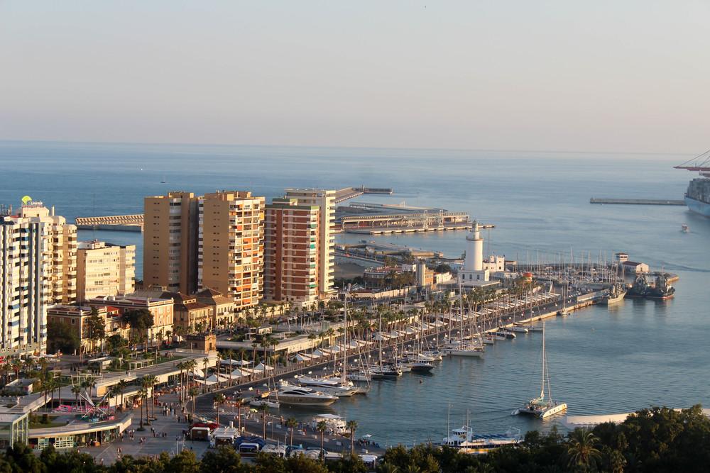 Malaga, Andalucia, Spain, Europe | www.DoLessGetMoreDone.com |