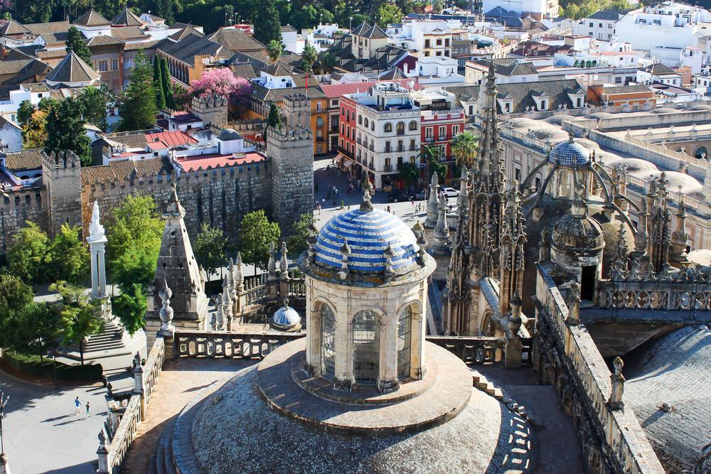 Seville, Andalucia, Spain, Europe | www.DoLessGetMoreDone.com |