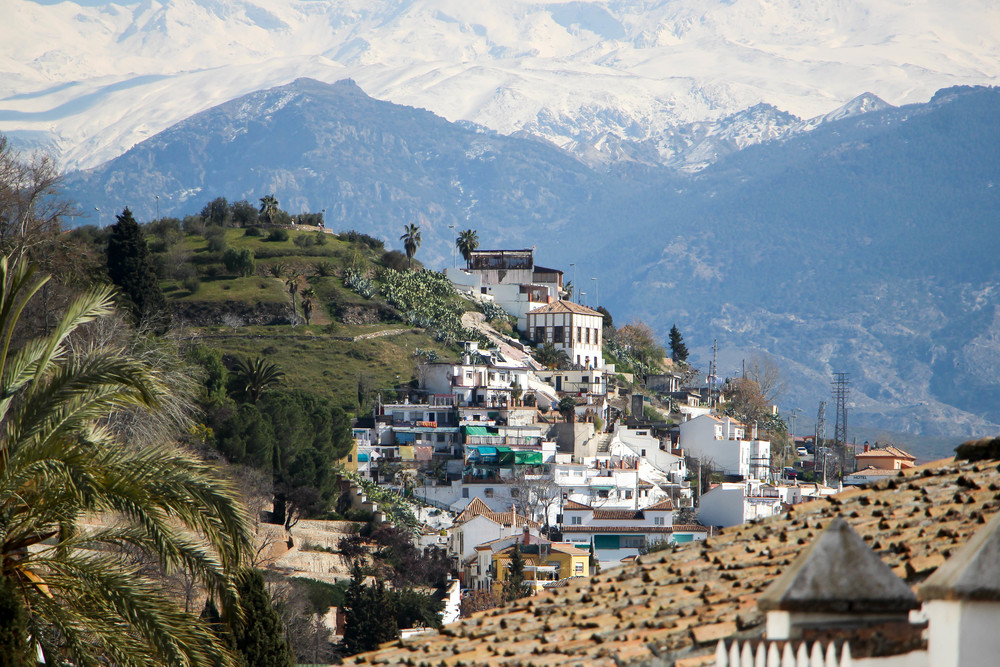 Sierra Nevada, Granada, Andalucia, Spain, Europe | www.DoLessGetMoreDone.com |