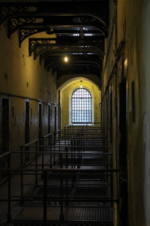 Kilmainham Gaol, Dublin, Ireland, Europe | www.DoLessGetMoreDone.com |