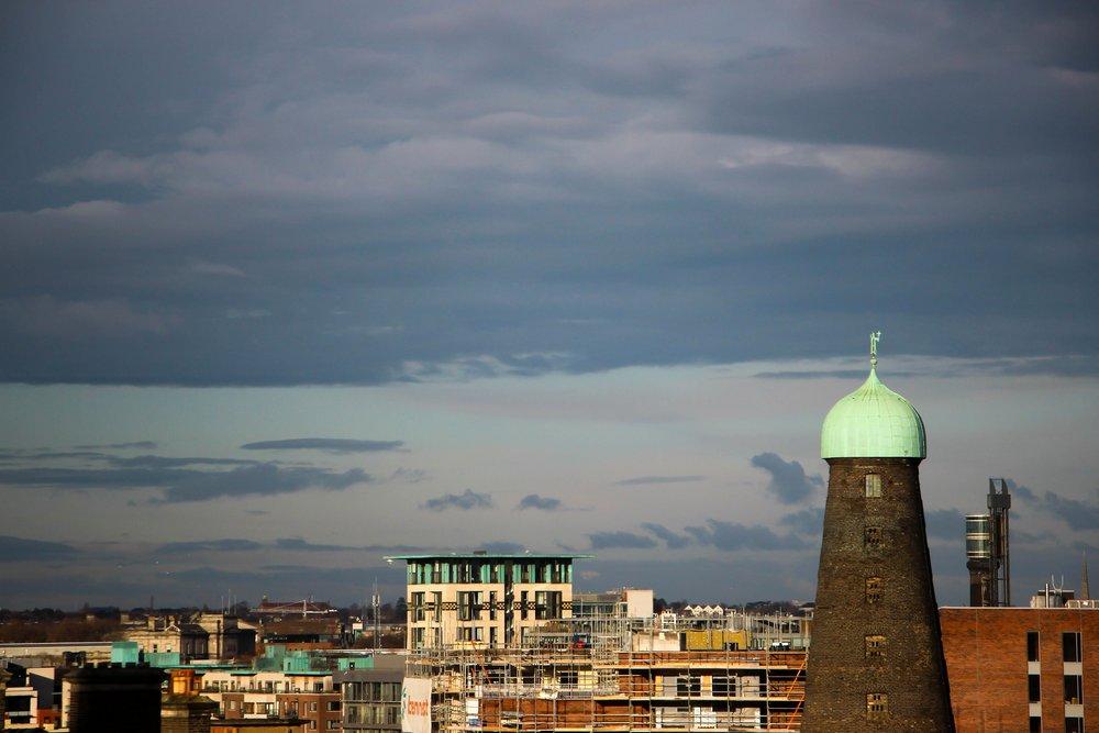 St Patrick's Tower, Dublin, Ireland, Europe | www.DoLessGetMoreDone.com |
