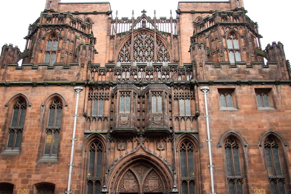 John Rylands Library, Manchester, England, United Kingdom, Europe | www.DoLessGetMoreDone.com |