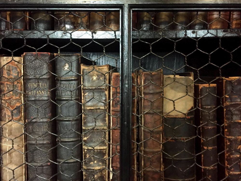Chetham's Library, Manchester, England, United Kingdom, Europe | www.DoLessGetMoreDone.com |
