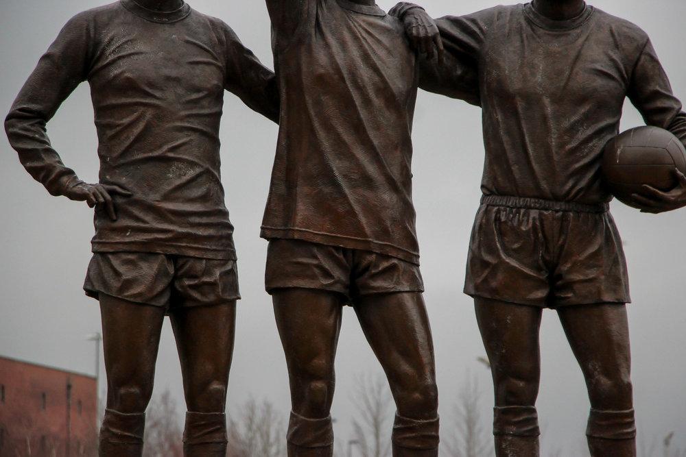 Old Trafford, Manchester, England, United Kingdom, Europe | www.DoLessGetMoreDone.com |
