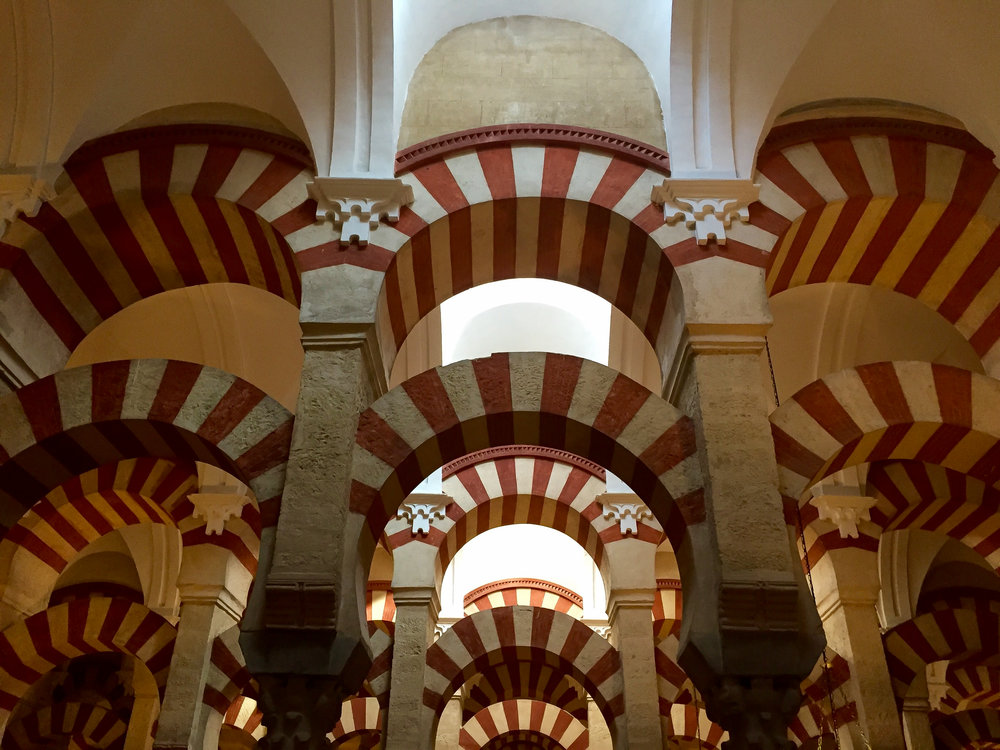 La Mezquita, Cordoba, Spain, Europe | www.DoLessGetMoreDone.com |