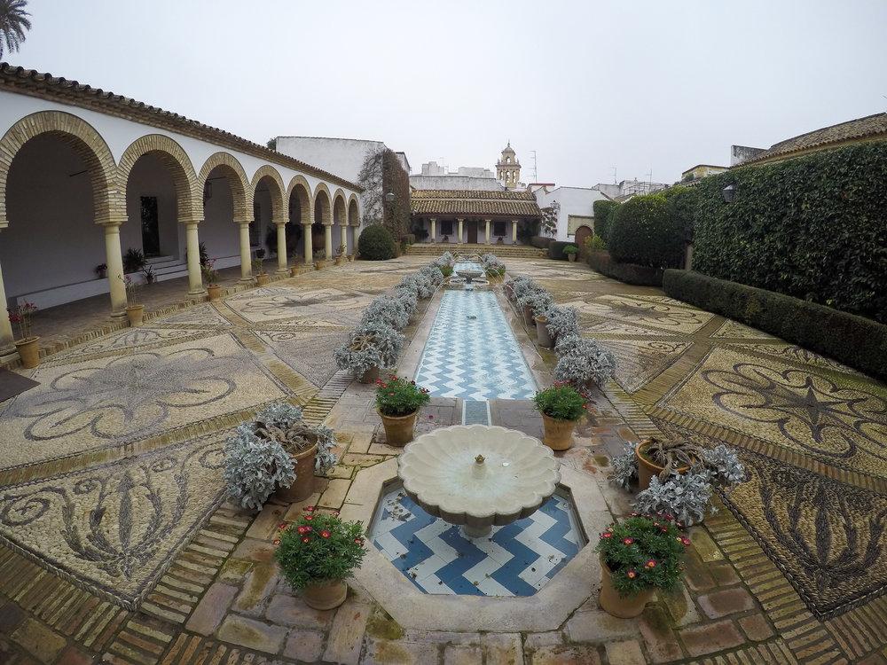 Palacio de Viana, Cordoba, Spain, Europe | www.DoLessGetMoreDone.com |