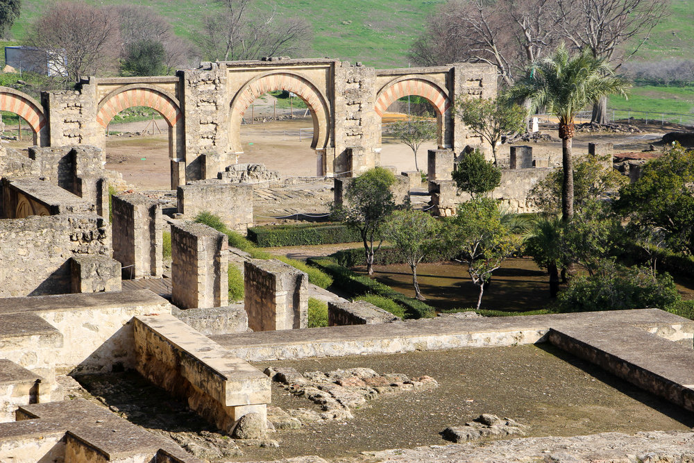 Madinat al-Zahra, Cordoba, Spain, Europe | www.DoLessGetMoreDone.com |