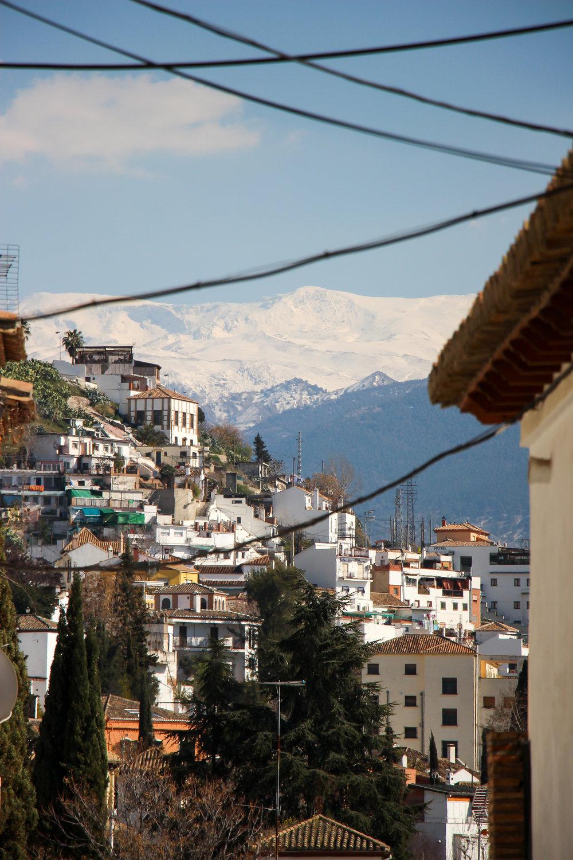 Sierra Nevada, Granada, Andalusia, Spain, Europe | www.DoLessGetMoreDone.com |