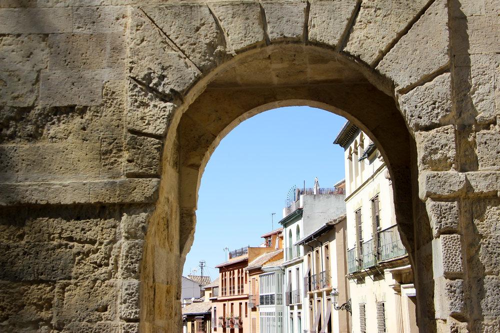 Granada, Andalusia, Spain, Europe | www.DoLessGetMoreDone.com |
