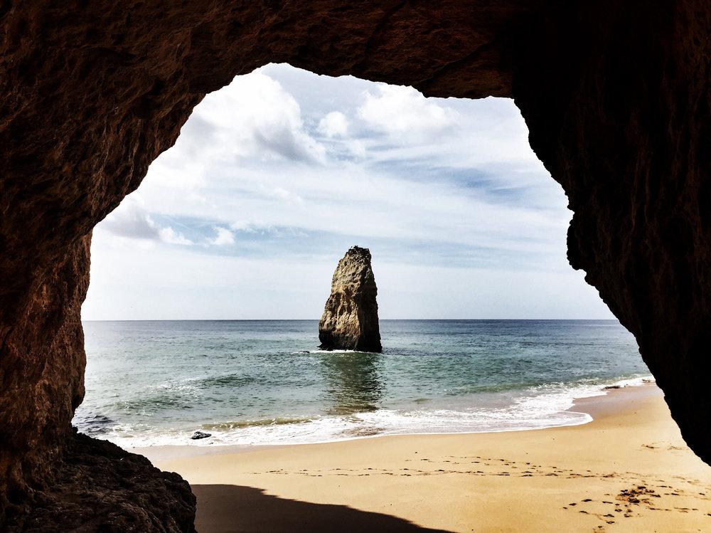 Algarve, Portugal, Europe | www.DoLessGetMoreDone.com |