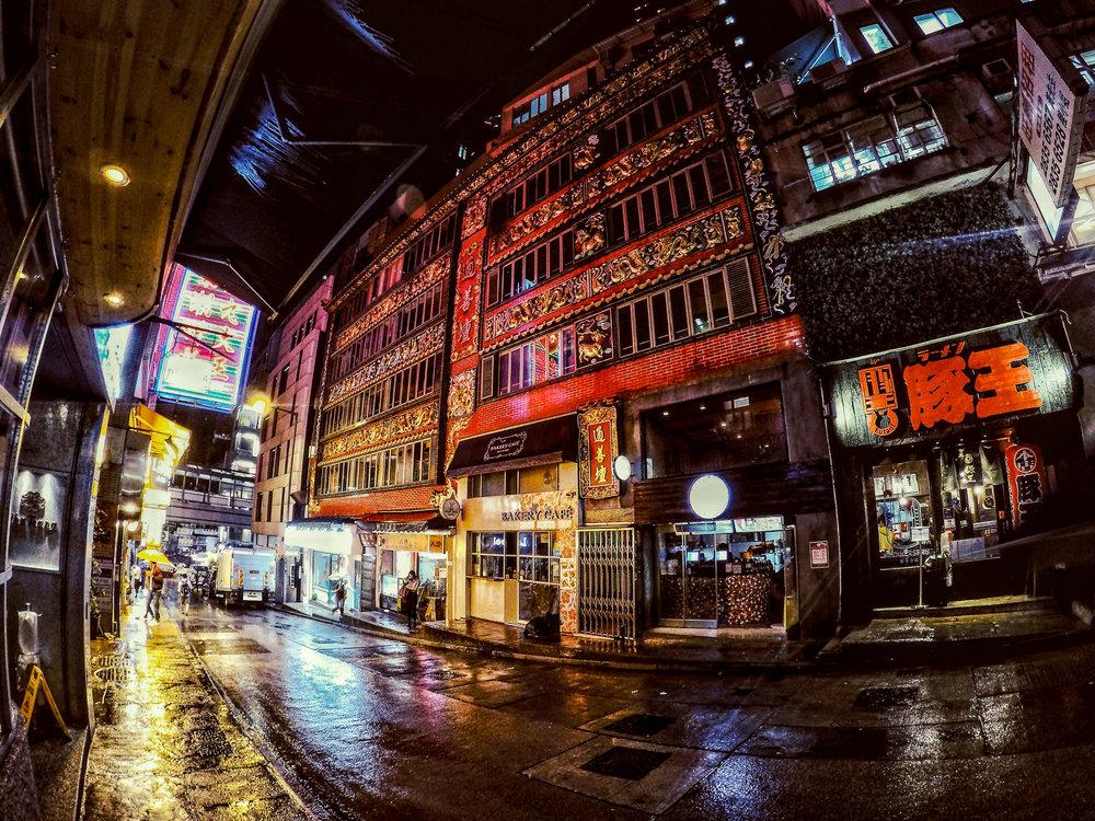 Hong Kong, Asia | www.DoLessGetMoreDone.com |